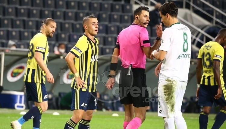 Konyaspor'dan açıklama!