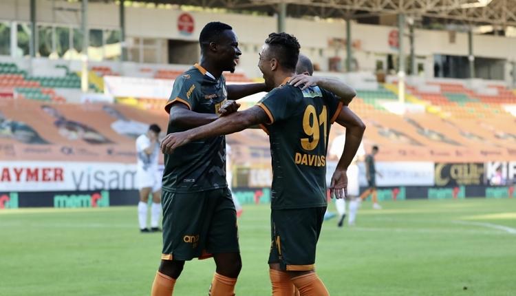 Lider yine kazandı! Alanyaspor 1-0 Konyaspor maç özeti izle