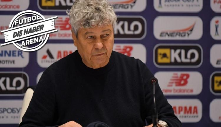 Lucescu'dan tepki: