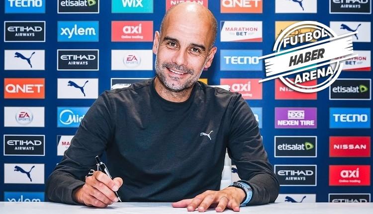 Manchester City, Pep Guardiola ile uzattı