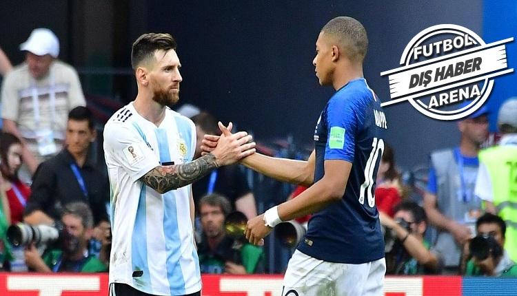 Mbappe Real Madrid'e; Messi PSG'e! Bu yaz yanacak