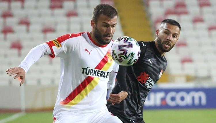 Sivasspor 0-1 Göztepe maç özeti ve golü izle