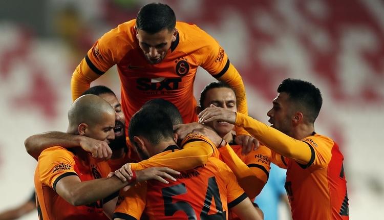 Sivasspor 1-2 Galatasaray maç özeti ve golleri izle