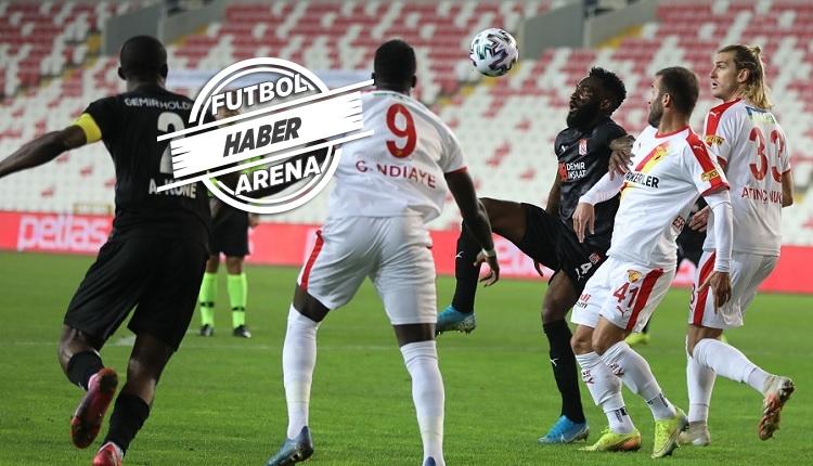 Sivasspor ve Rıza Çalımbay'dan: