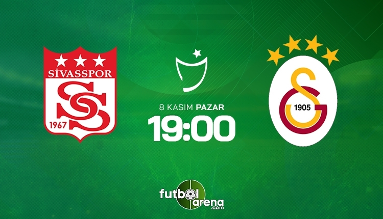Sivasspor-Galatasaray canlı izle, Sivasspor-Galatasaray şifresiz İZLE (Sivasspor-Galatasaray beIN Sports canlı ve şifresiz İZLE)