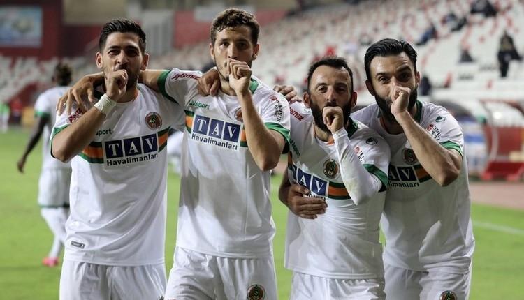 Süper Lig'e Alanyaspor damgası! Bileği bükülmüyor