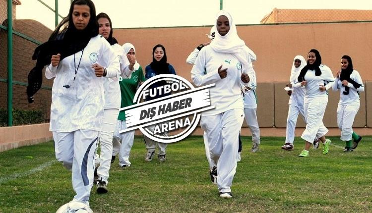 Suudi Arabistan'da Kadın Futbol Ligi