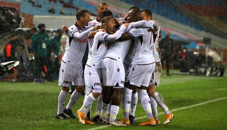 Trabzonspor'da hasret bitti!