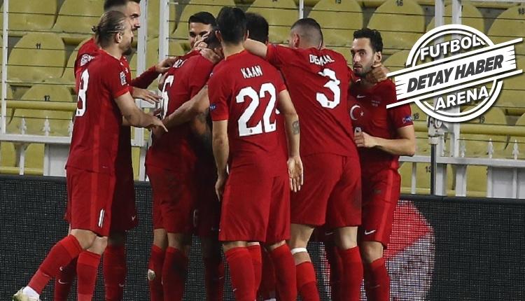 Türkiye, Dünya Kupası Elemelerinde 2. Torbada