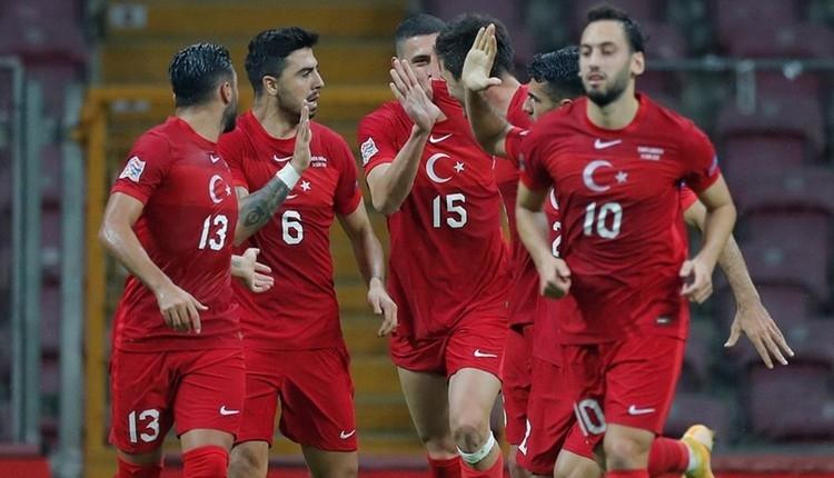 Türkiye'nin Macaristan maçı kadrosu