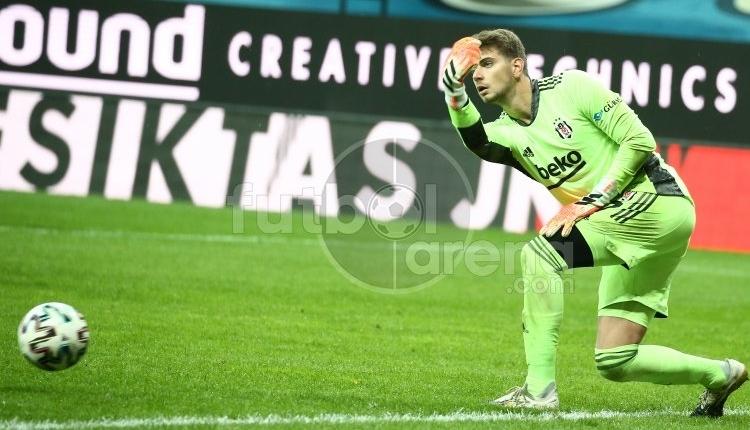 Utku Yuvakuran, Başakşehir maçına damga vurdu! Sakatlıkla oynadı