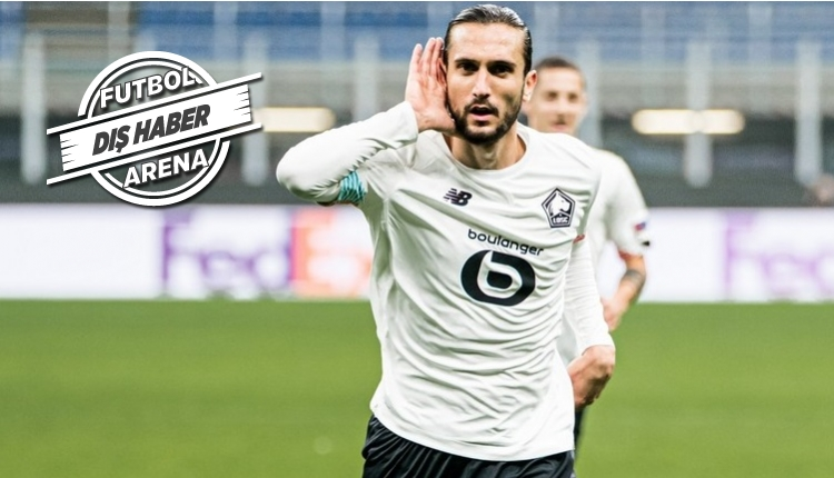 Yusuf Yazıcı, L'Equipe'e kapak oldu!