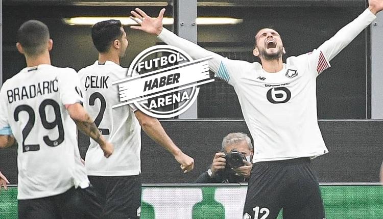 Yusuf Yazıcı'nın Milan maçı golleri (İZLE)
