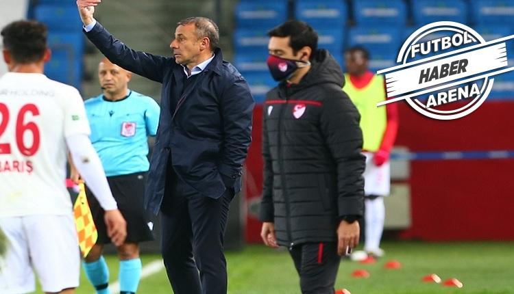 Abdullah Avcı: 'Gelişen bir Trabzonspor var'