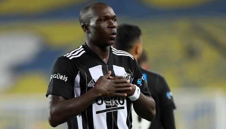 Aboubakar, Sivasspor maçında forma giyemeyecek