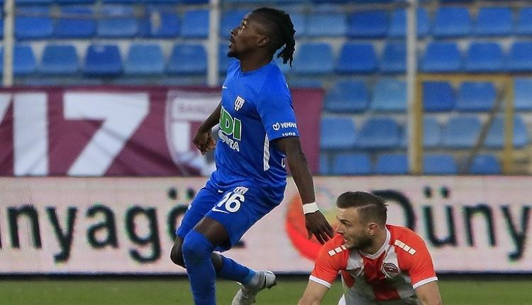 Adanaspor 1-2 Bandırmaspor maç özeti ve golleri (Bandırmaspor'un 3 golü iptal edildi)