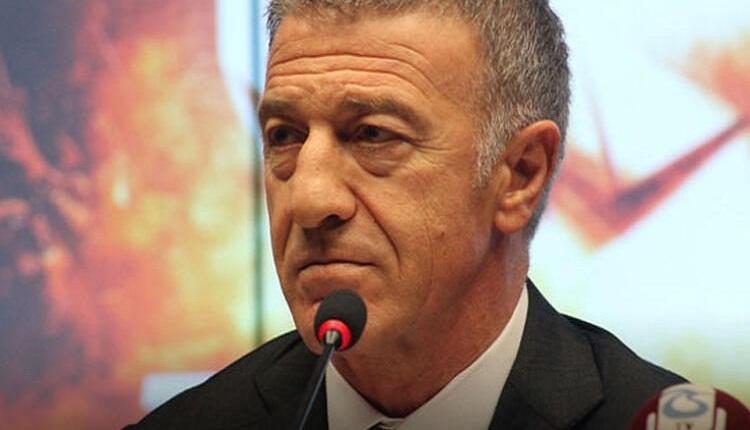 Ahmet Ağaoğlu'ndan Abdullah Avcı açıklaması