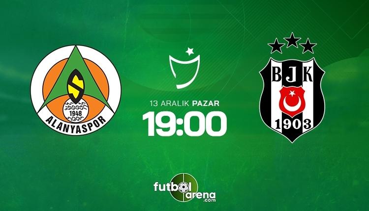 Alanyaspor-Beşiktaş canlı izle, Alanyaspor-Beşiktaş şifresiz İZLE (Alanyaspor-Beşiktaş beIN Sports canlı ve şifresiz İZLE)