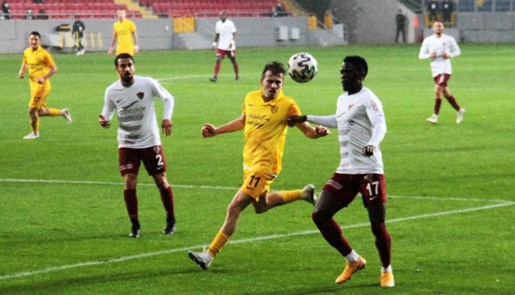 Ankaragücü 2-0 Hatayspor maç özeti (İZLE)