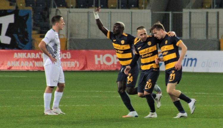 Ankaragücü 4-3 Konyaspor maç özeti ve golleri izle
