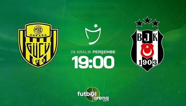 Ankaragücü-Beşiktaş canlı izle, Ankaragücü-Beşiktaş şifresiz İZLE (Ankaragücü-Beşiktaş beIN Sports canlı ve şifresiz İZLE)