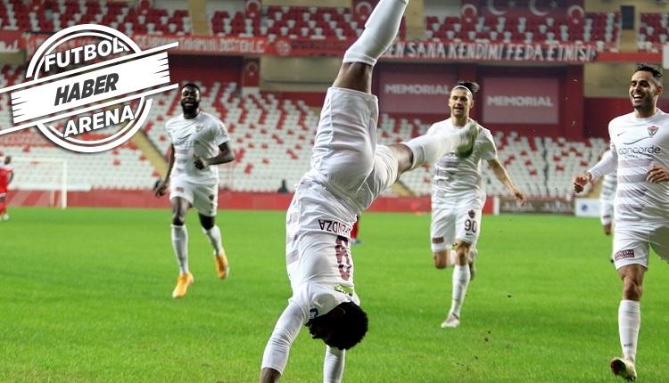 Antalyaspor 0-6 Hatayspor maç özeti ve golleri (İZLE)