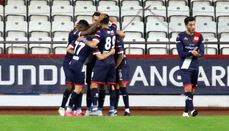 Antalyaspor 2-0 Kayserispor maç özeti ve golleri (İZLE)