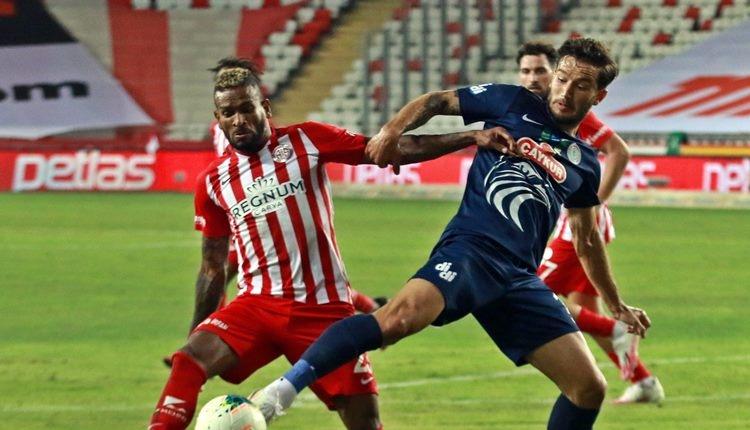 Antalyaspor Çaykur Rizespor canlı izle ve şifresiz İZLE (Antalya Rize beIN Sports canlı ve şifresiz İZLE)