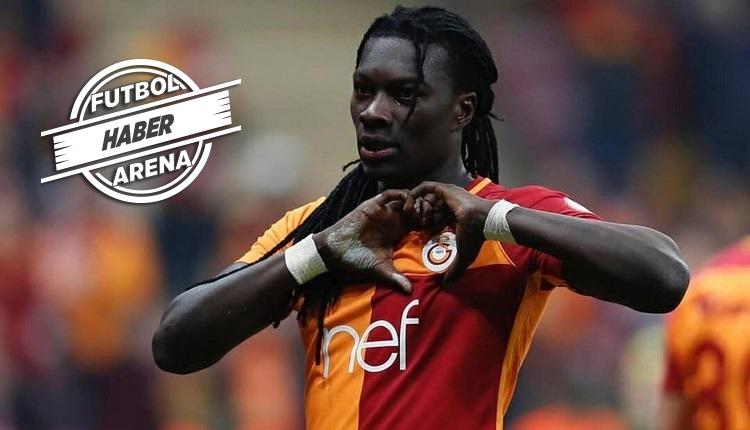 Bafetimbi Gomis'ten Trabzonspor iddiasına yanıt