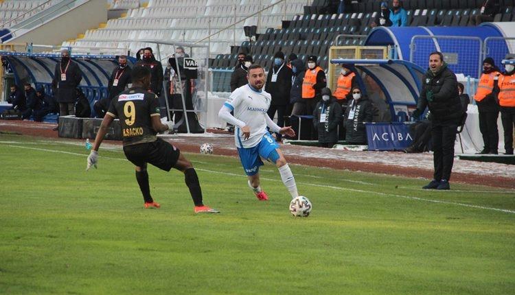 BB Erzurumspor 1-2 Denizlispor maç özeti ve golleri (İZLE)