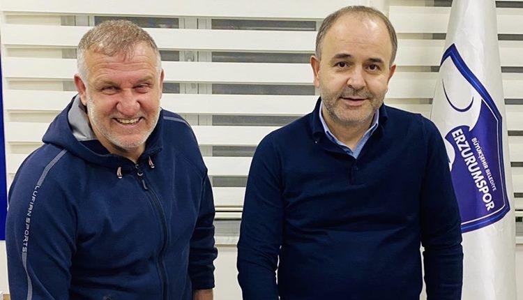 BB Erzurumspor, Mesut Bakkal ile anlaştı! Resmi açıklama