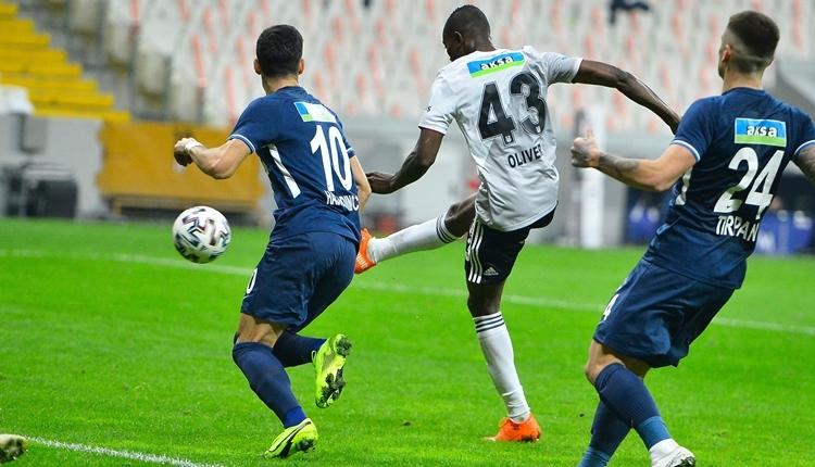 Beşiktaş 3-0 Kasımpaşa maç özeti ve golleri izle
