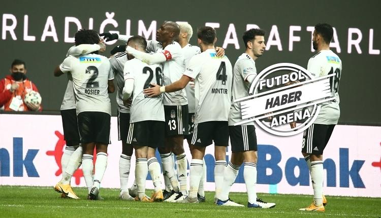 Beşiktaş'ı ligde yeni transferleri taşıyor! Müthiş katkı