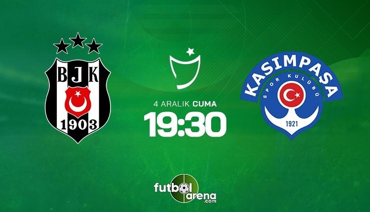 Beşiktaş-Kasımpaşa canlı izle, Beşiktaş-Kasımpaşa şifresiz İZLE (Beşiktaş-Kasımpaşa beIN Sports canlı ve şifresiz İZLE)