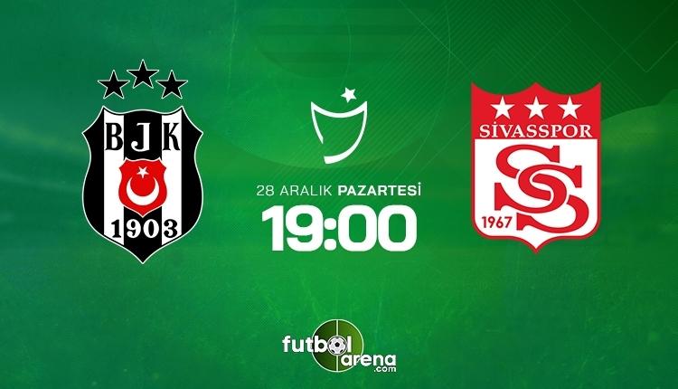 Beşiktaş-Sivasspor canlı izle, Beşiktaş-Sivasspor şifresiz İZLE (Beşiktaş-Sivasspor beIN Sports canlı ve şifresiz İZLE)