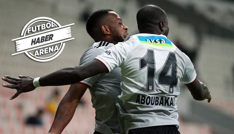 Beşiktaş'ta Aboubakar & Larin uyurumu