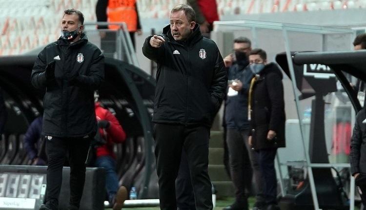 Beşiktaş'ta Sergen Yalçın'ın forma adaleti