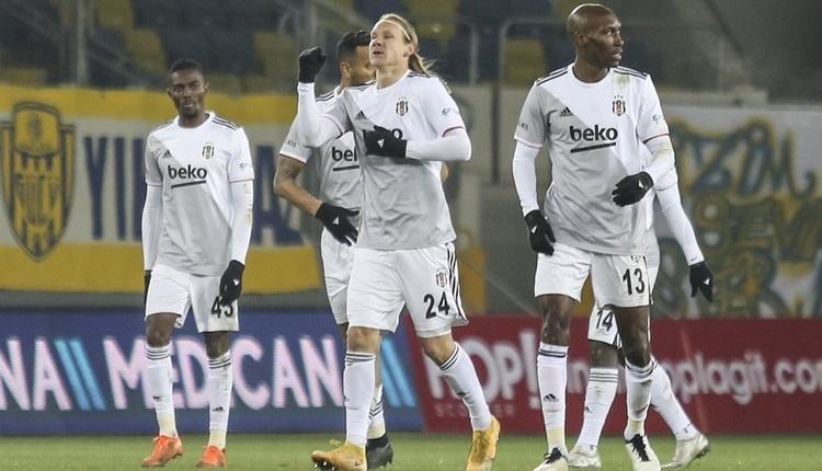 Beşiktaş'ta Vida'nın dönüşü muhteşem oldu