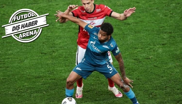 Beşiktaş'tan Wilmar Barrios transfer harekatı