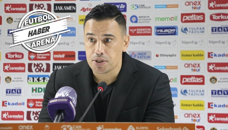 Çağdaş Atan'dan penaltı sorusuna: 'Güzel çeneni yoruyorsun'