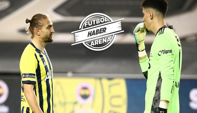 Caner Erkin ve Gustavo: