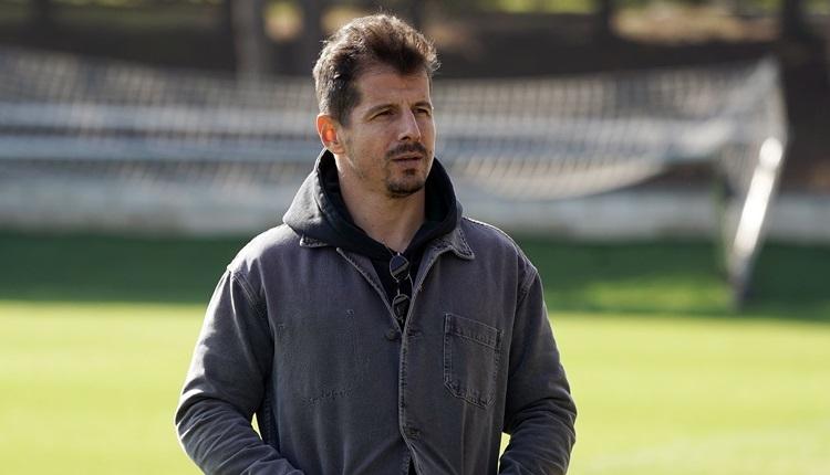 Emre Belözoğlu'dan şampiyonluk sözleri: 'İnşallah çifte kupa olur'