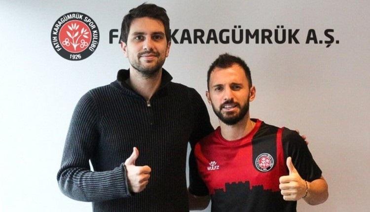 Emre Çolak, Karagümrük'te! Transfer açıklandı