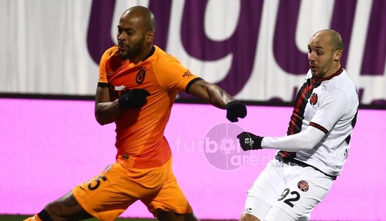 Fatih Karagümrük 2-1 Galatasaray maç özeti ve golleri (İZLE)