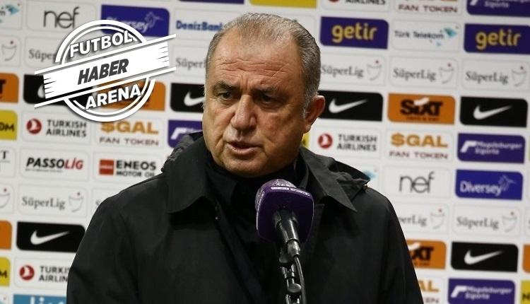 Fatih Terim'den transfer açıklaması: