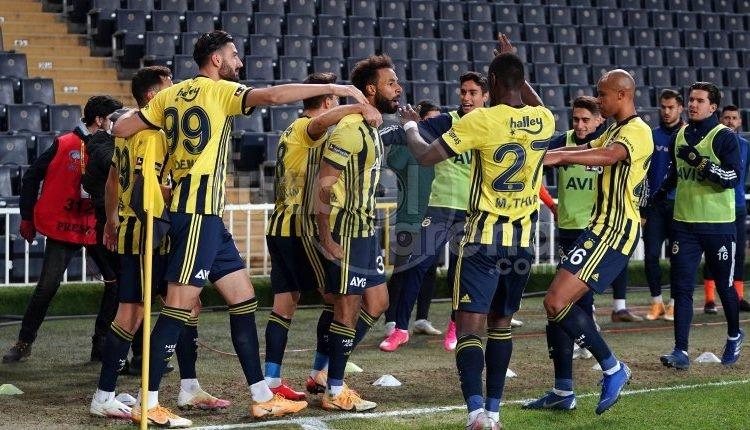 Fenerbahçe 4-1 Başakşehir maç özeti ve golleri (İZLE)