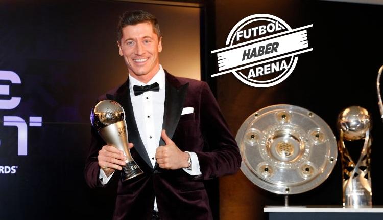 FIFA Yılın Futbolcusu: Robert Lewandowski
