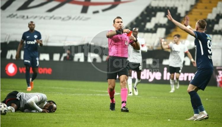 Fuat Çapa'dan Beşiktaş maçı tepkisi:
