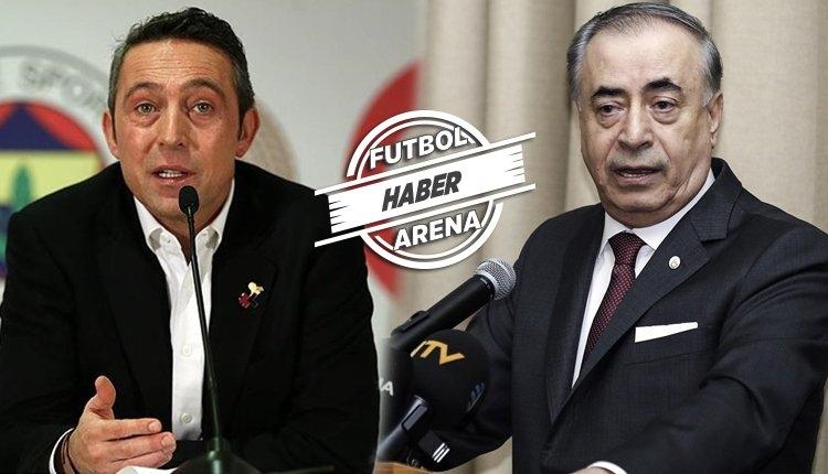 Galatasaray ve Fenerbahçe arasında sosyal medya atışması