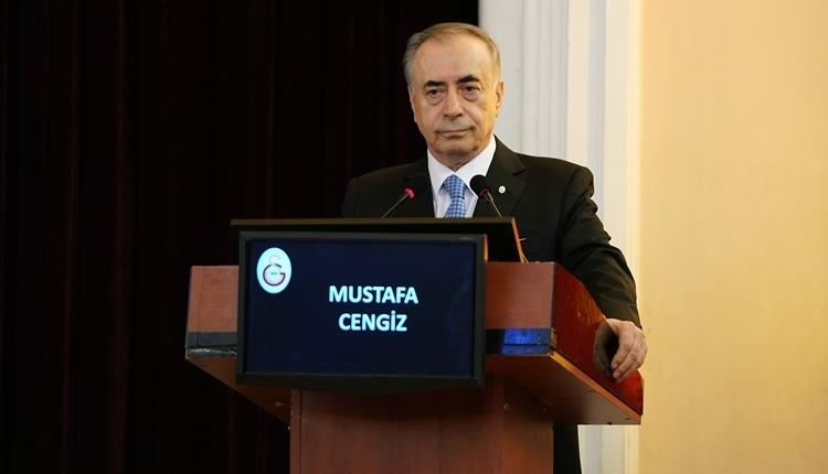 Galatasaray ve Mustafa Cengiz için PFDK kararı